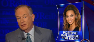 Bill oreilly slams beyonce