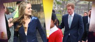 Cressida bonas and prince harry break up