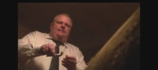 Rob ford crack video