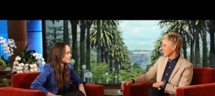 Ellen Page on Ellen