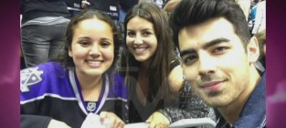 Joe jonas endorses high school president