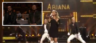 Ariana grande iheartradio music awards performance