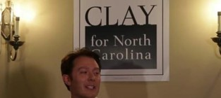 Clay aiken primary election too close to call
