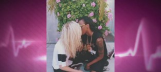 Ireland Baldwin and Angel Haze Hook Up!