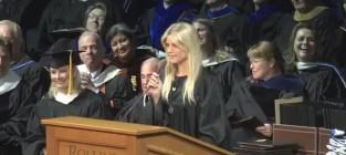 Elin nordegren commencement speech