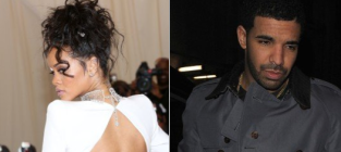 Rihanna drake break up again