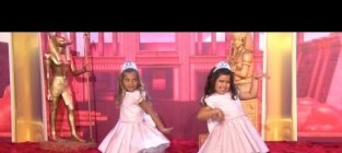 Sophia grace and rosie perform dark horse on ellen