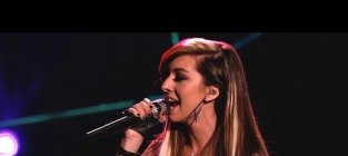 Christina grimmie wrecking ball the voice americas pick