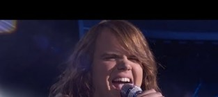 "Caleb Johnson - ""Dream On"""