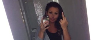 Jwoww to tmz kiss my a