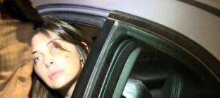 Brittny gastineau black eye