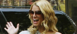 Jessica simpson pregnant with number 3