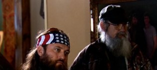 Duck dynasty clip quack and gown