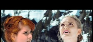 Anna and elsa come to life