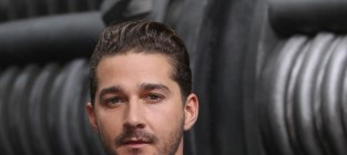 Shia labeouf why is he losing it