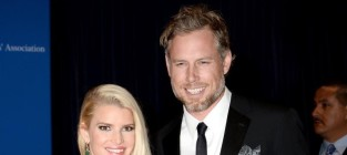 Jessica simpson flubs wedding vows