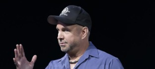 Garth brooks announces new album