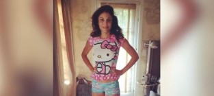 Bethenny Frankel Wears 4-Year Old's Clothing