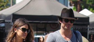 Ian somerhalder and nikki reed an electric connection