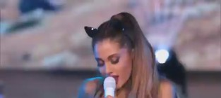 Ariana Grande America's Got Talent Performance 2014