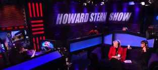 Joan rivers opens up to howard stern