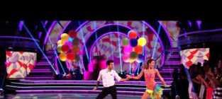 Sadie robertson and mark ballas dancing with the stars week 1 pe