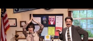 Jimmy fallon and julianna margulies make school announcements