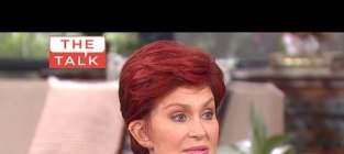 Sharon osbourne reveals shocking secret