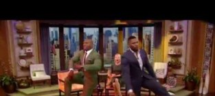 Michael strahan vs terry crews