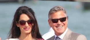 George clooney and amal alamuddin married