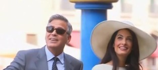 Amal alamuddin and george clooney officially married