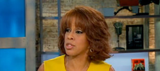 Gayle king comes out