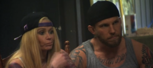 Couples therapy clip jenna gets angry