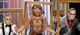 Taylor swift blank space american music awards
