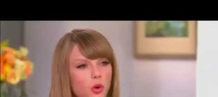 Taylor swift barbara walters interview