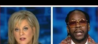 2 Chainz, Nancy Grace Debate