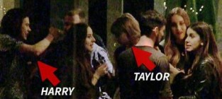 Harry Styles-Taylor Swift Reunion