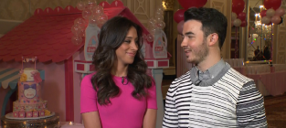 Kevin jonas and danielle jonas talk baby number 2