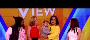 Rosie O'Donnell Leaving the View 2015