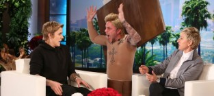 Justin bieber pranked on ellen