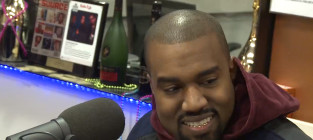 Kanye west interview on power 105 ny