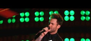 Adam levine blind audition the voice
