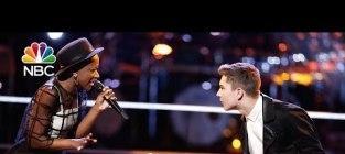 Kimberly nichole vs lowell oakley the voice battle round