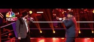 Barry Minniefield vs. Jack Gregori (The Voice Battle Round)