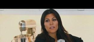 Kim kardashian klashes with kourtney kardashian