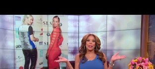 Wendy Williams on Iggy Azalea Implants