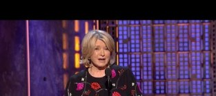 Martha stewart roast jokes