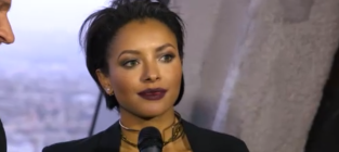 "Kat Graham Reacts to Nina Dobrev Decision, Teases ""Epic Season Finale Battle"""