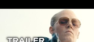 Black Mass Trailer Released: Johnny Depp is Actually Acting Again!