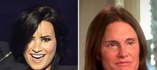 Demi Lovato Pays Tribute to Bruce Jenner
